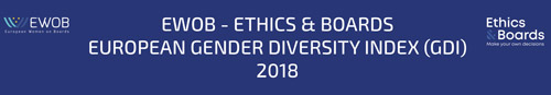 Ethics & Boards European Gender Diversity Index (GDI) 2018